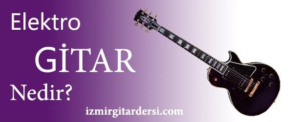 elektro gitardersi izmir balcova