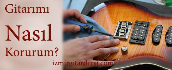 gitar bakımı ve koruma