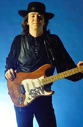7) Lenny- Stevie Ray Vaughan'ın 1965 Fender kompozit Stratocaster