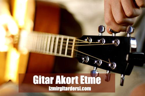 gitar akort etme kilavuzu