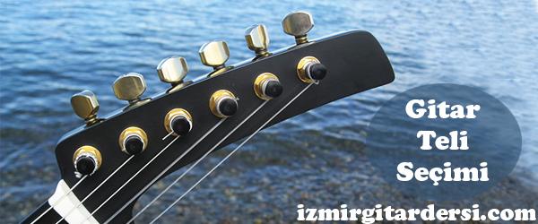 gitarTeliSeçimi